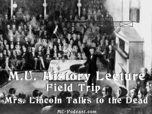 Lecture_Mrs_Lincoln