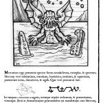 Necronomicon Page Side A